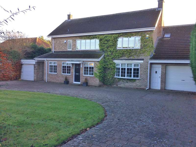 4 Bedrooms Detached House for sale in Coniscliffe Road, West Park, Hartlepool