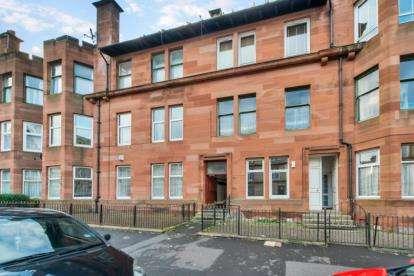 3 Bedrooms Flat for sale in Keir Street, Glasgow, Lanarkshire
