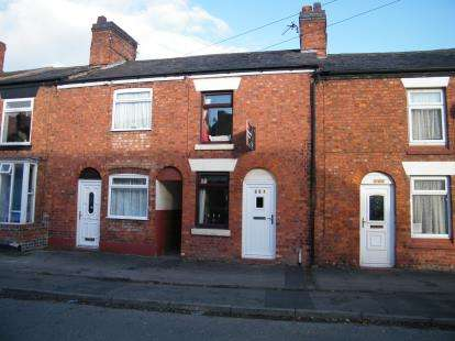 2 Bedrooms Terraced House for sale in Ways Green, Winsford, Cheshire, CW7