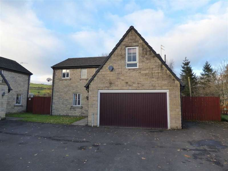 5 Bedrooms Property for sale in Hob Mill Rise, Mossley, Ashton-under-lyne, Lancashire, OL5