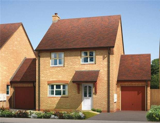 3 Bedrooms Detached House for sale in Plot 9, The Corndean, Pennycress Fields, Stoke Orchard, Chelt GL52 7SJ