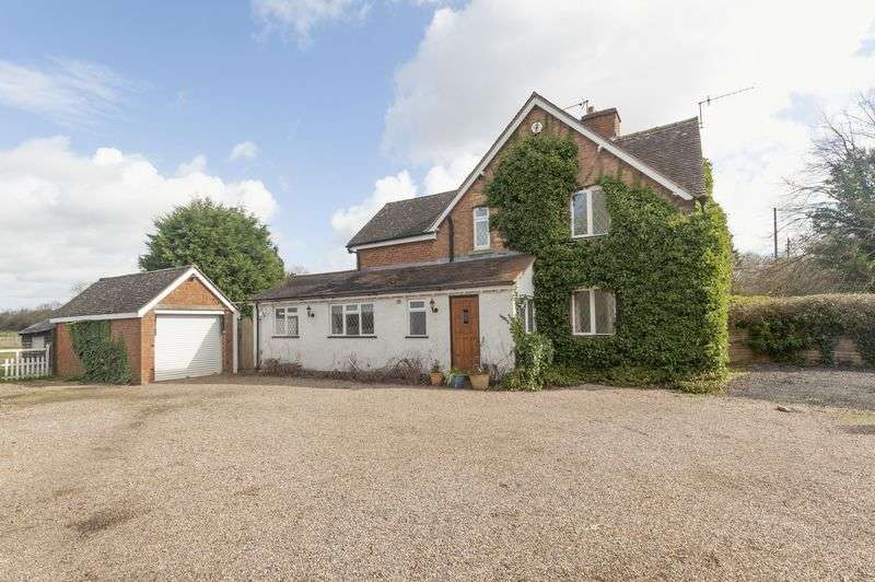 3 Bedrooms Semi Detached House for sale in Evesham Road, Dodwell, Stratford-Upon-Avon