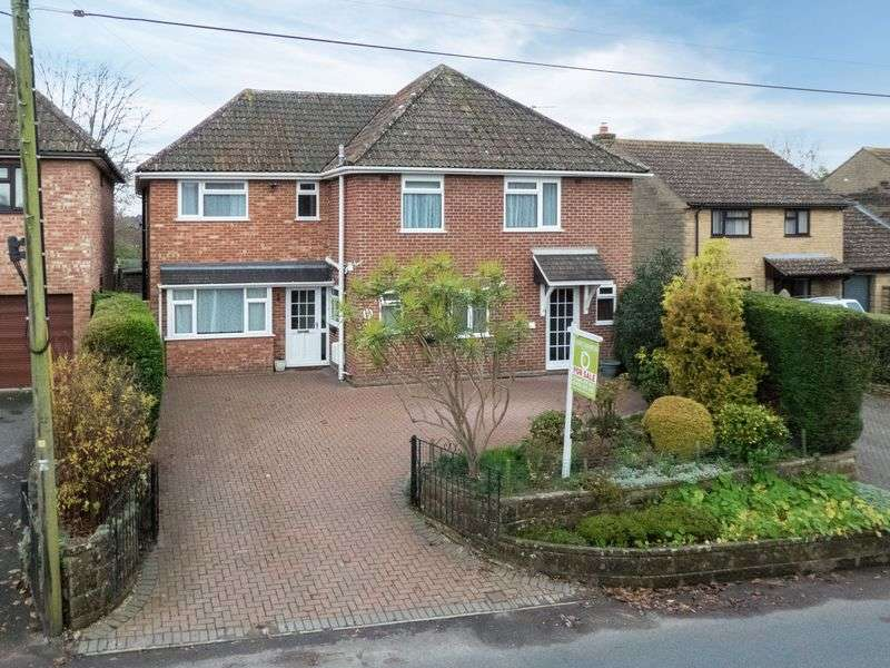 5 Bedrooms Detached House for sale in Hayes End, South Petherton, Somerset