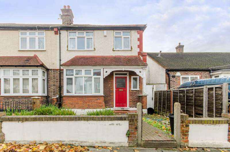 3 Bedrooms End Of Terrace House for sale in Rural Way, Streatham Vale, SW16
