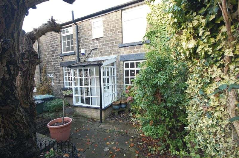 2 Bedrooms Terraced House for sale in Primrose Lane, Glossop