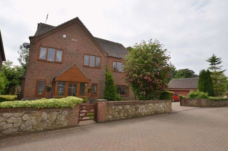 4 Bedrooms Detached House for sale in Water Lane, West Halton, Scunthorpe
