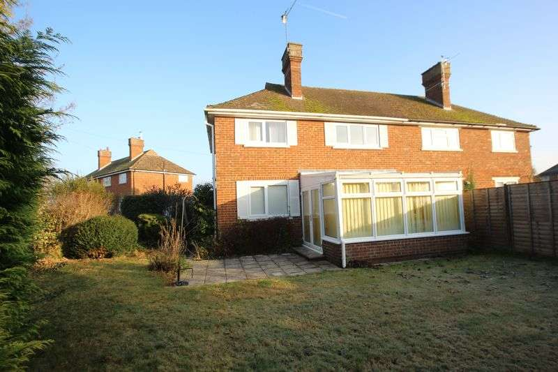 3 Bedrooms Semi Detached House for sale in Carpenters Lane, Hadlow