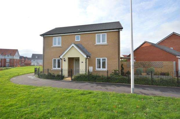 4 Bedrooms Detached House for sale in Trafalgar Road, Greenacres, Exeter, Devon