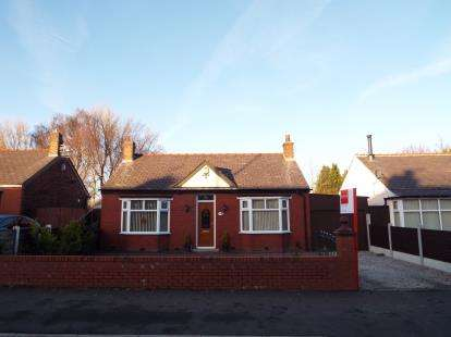 2 Bedrooms Bungalow for sale in Corner Lane, Leigh, Greater Manchester