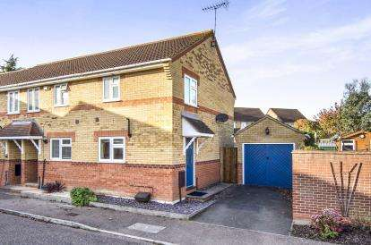 2 Bedrooms End Of Terrace House for sale in Orsett, Grays, Essex
