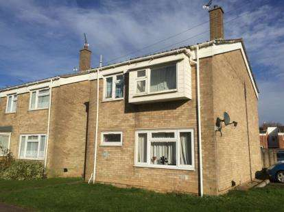 4 Bedrooms Semi Detached House for sale in Badersfield, Norwich, Norfolk