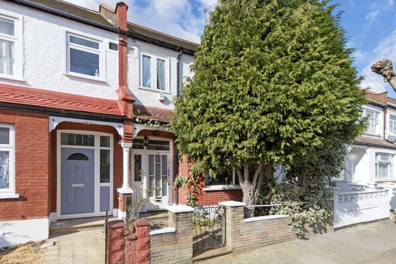 3 Bedrooms Terraced House for sale in Deal Road, London, SW17