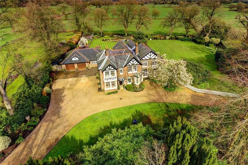 5 Bedrooms Detached House for sale in Potter Row, Great Missenden, Buckinghamshire, HP16