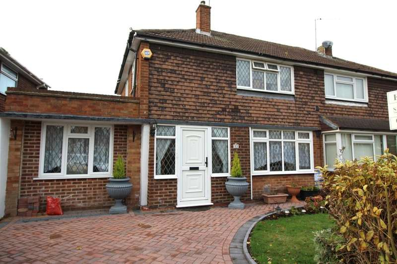 3 Bedrooms Semi Detached House for sale in High Street, Stanwell, Staines-Upon-Thames, TW19