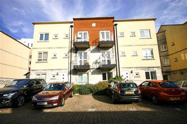 2 Bedrooms Maisonette Flat for sale in The Albany, Gloucester Square, Southampton
