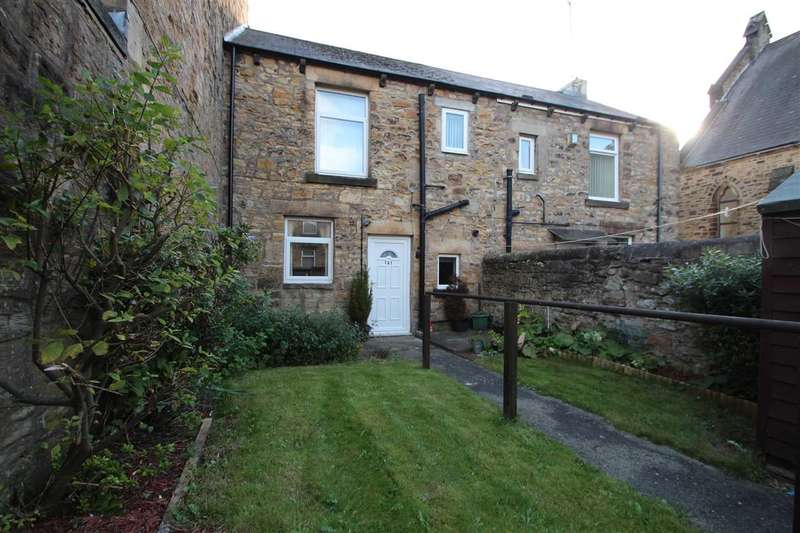 2 Bedrooms Terraced House for sale in Durham Road, Blackhill, Consett
