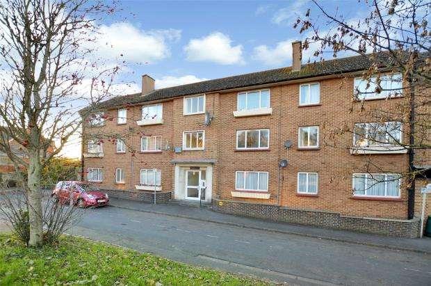 3 Bedrooms Flat for sale in Queensway House, Queensway, Newton Abbot, Devon