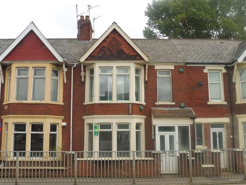 3 Bedrooms Terraced House for sale in Newport Road, Cardiff