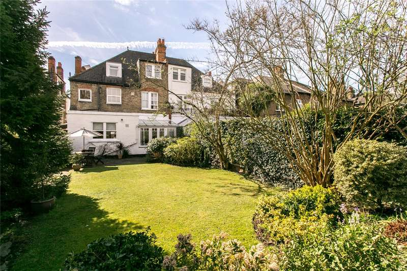 6 Bedrooms Semi Detached House for sale in Rodenhurst Road, Clapham, London, SW4