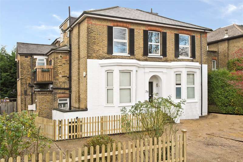 2 Bedrooms Flat for sale in Thornton Hill, London, SW19