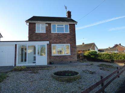 3 Bedrooms Link Detached House for sale in Brailsford Road, Wigston, Leicestershire