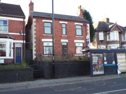 2 Bedrooms Detached House for sale in Longford Road, Longford, Coventry