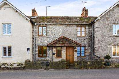 2 Bedrooms Terraced House for sale in Curry Rivel, Langport, Somerset