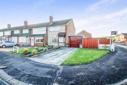 3 Bedrooms End Of Terrace House for sale in Briars Lane, Liverpool, Merseyside, L31