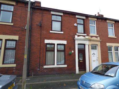 3 Bedrooms Terraced House for sale in De Lacy Street, Ashton-On-Ribble, Preston, Lancashire, PR2
