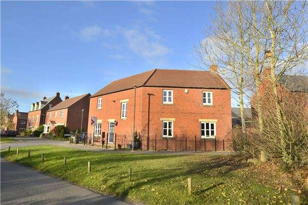 4 Bedrooms Detached House for sale in The Plantation, Hardwicke, GLOUCESTER, GL2 4SP