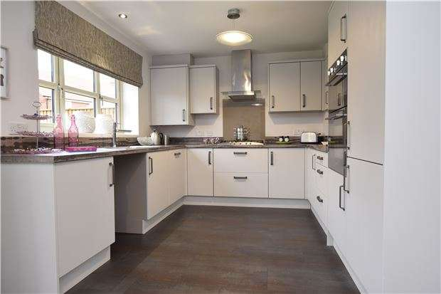3 Bedrooms Semi Detached House for sale in Plot 38, The Cranham, Pennycress Fields, Banady Lane, Stoke Orchard, Cheltenham, Glos, GL52 7SJ