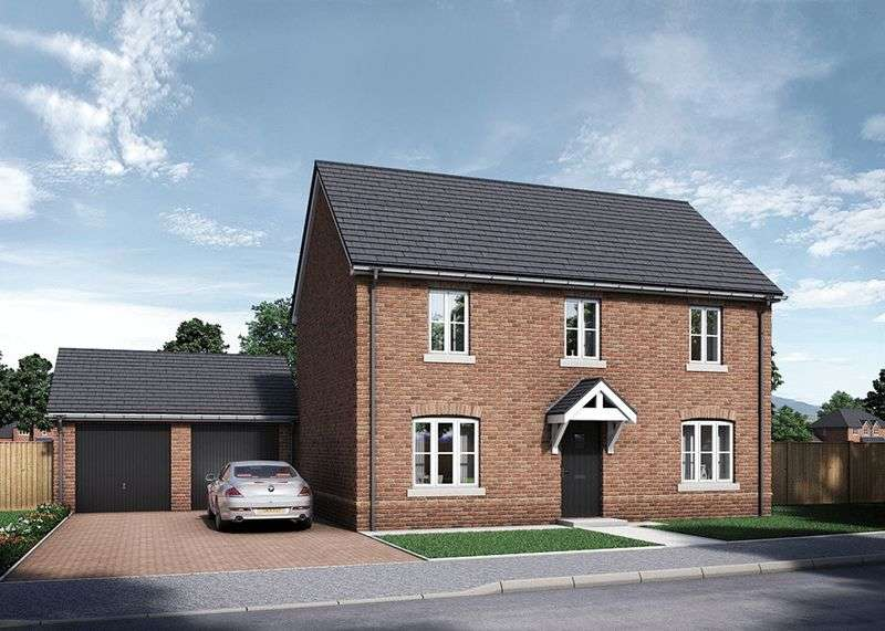 4 Bedrooms Detached House for sale in Plot 21, The Gorey, The Stables, Steventon Road, East Hanney