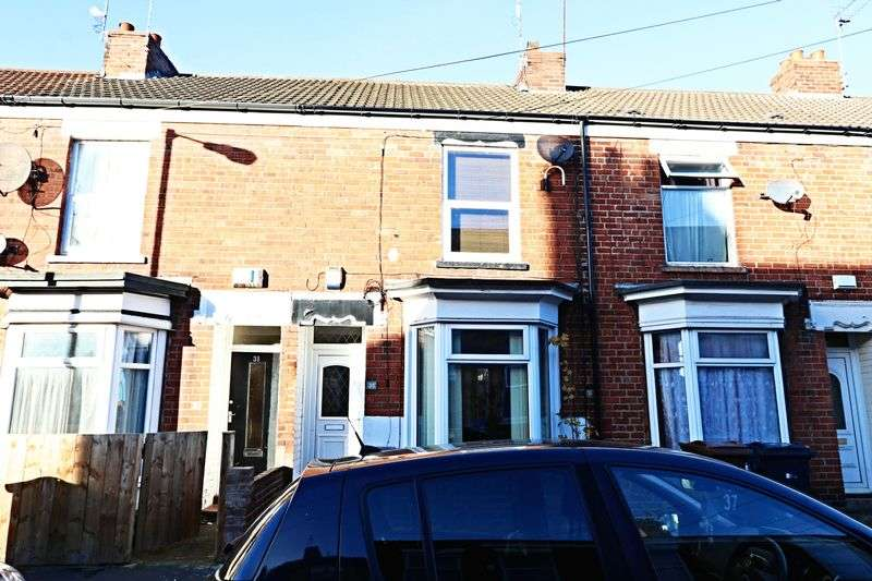 2 Bedrooms Terraced House for sale in Ryde Street, Hull