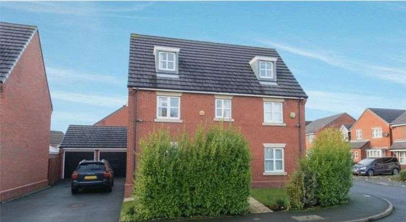 5 Bedrooms Detached House for sale in Davy Road, Abram