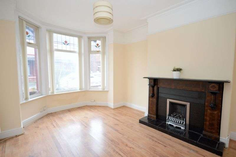 3 Bedrooms Terraced House for sale in Park Avenue, Widnes