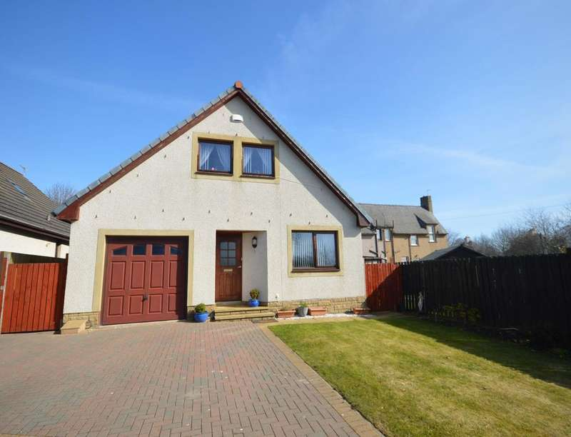 4 Bedrooms Detached House for sale in Burts Wynd, East Wemyss, Kirkcaldy, KY1