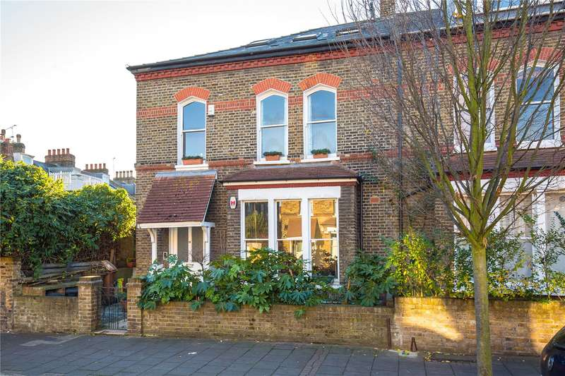 3 Bedrooms Apartment Flat for sale in Finsbury Park Road, Finsbury Park, London, N4