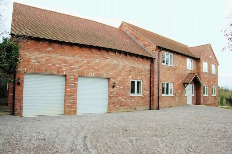 5 Bedrooms Detached House for sale in Church Bank Temple Grafton Alcester