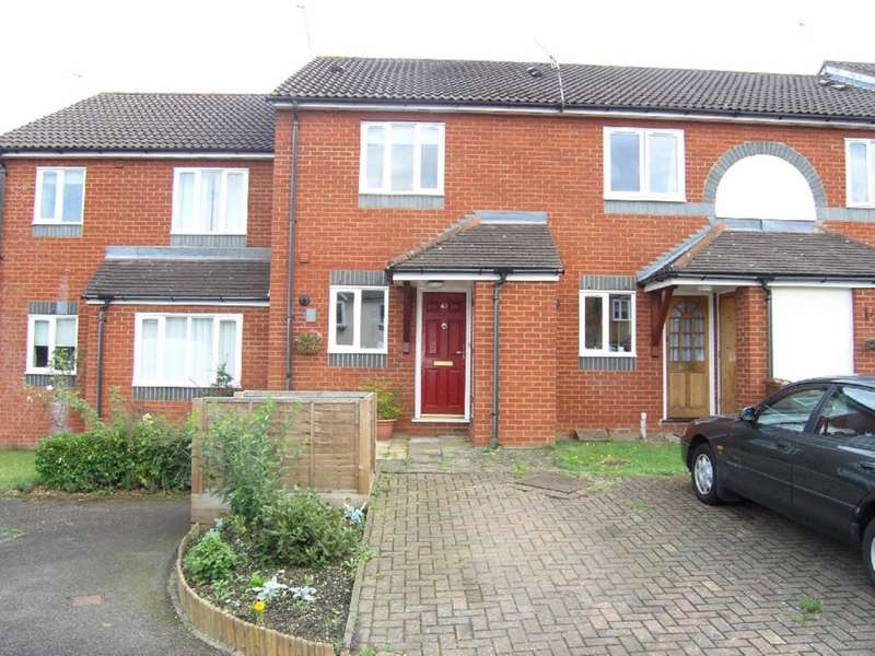 2 Bedrooms Terraced House for sale in Siskin Close, Bushey