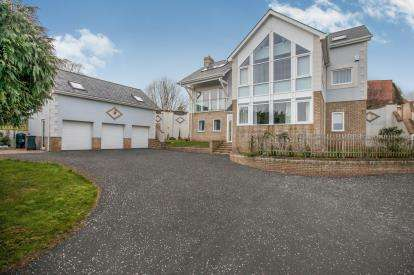 5 Bedrooms Detached House for sale in Sidmouth, Devon, United Kingdom