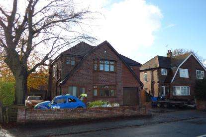 4 Bedrooms Detached House for sale in Heath Road, Penketh, Warrington, Cheshire