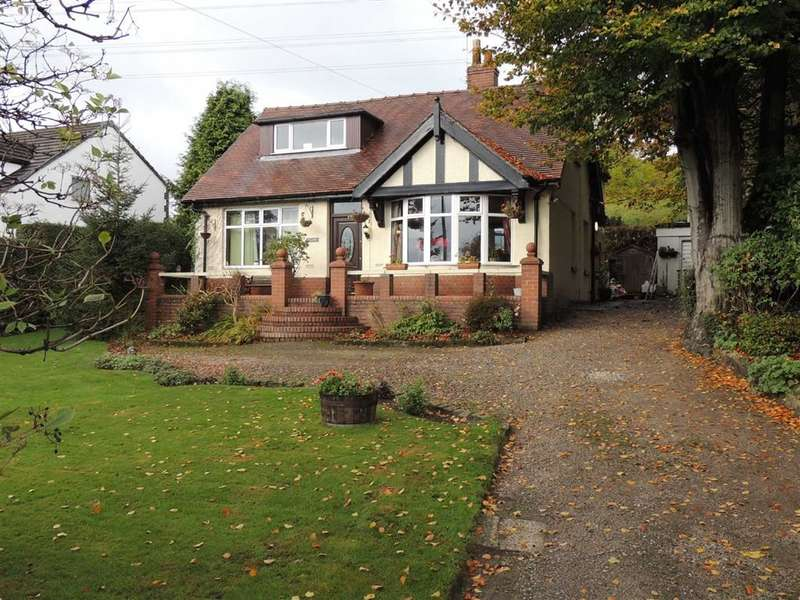 4 Bedrooms Detached Bungalow for sale in Edge Lane, Mottram, HYDE
