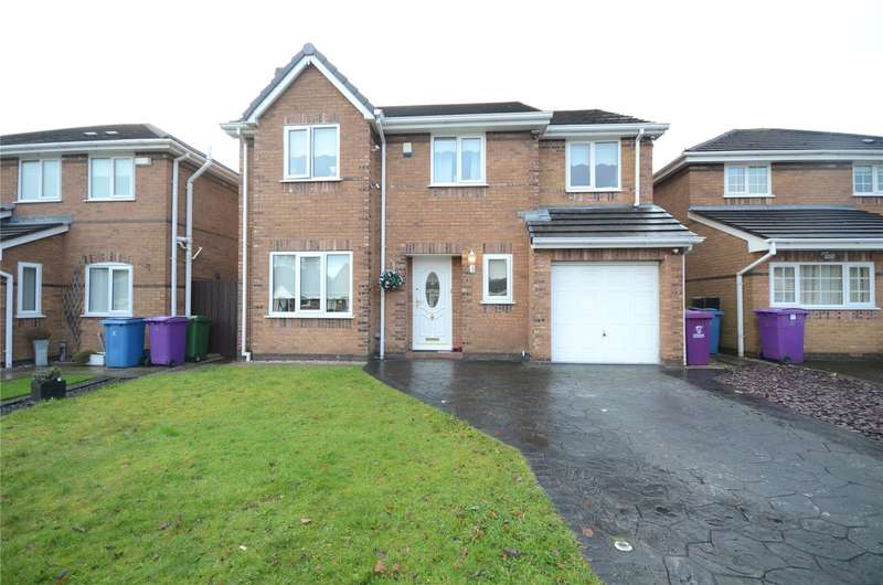 6 Bedrooms Detached House for sale in Staniforth Place, Childwall, Liverpool, L16
