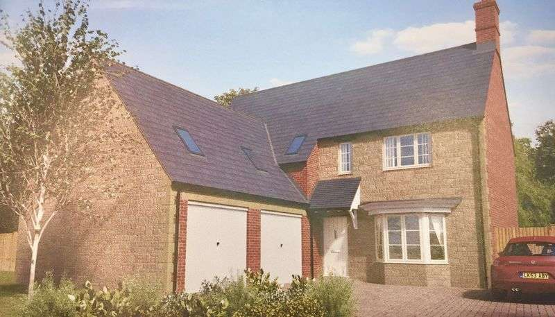 4 Bedrooms Detached House for sale in Storkit Lane, Wymeswold