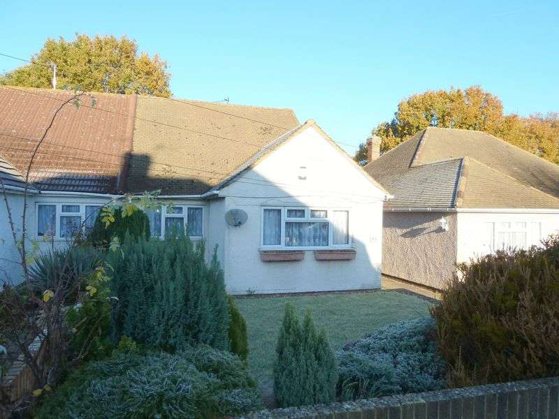 2 Bedrooms Semi Detached Bungalow for sale in Haven Close, Swanley