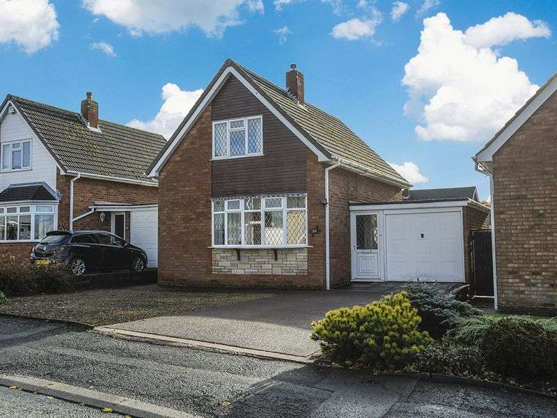 2 Bedrooms Detached House for sale in Grantley Crescent, Kingswinford