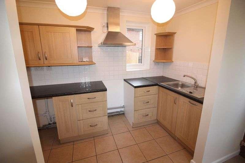 2 Bedrooms Semi Detached House for sale in Parklands,Wellington,Telford