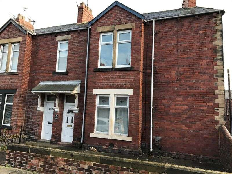 2 Bedrooms Flat for sale in Wellesley Street, Jarrow