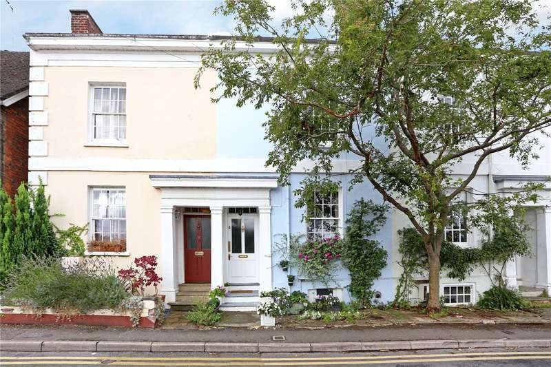 3 Bedrooms Terraced House for sale in Great George Street, Godalming, Surrey, GU7