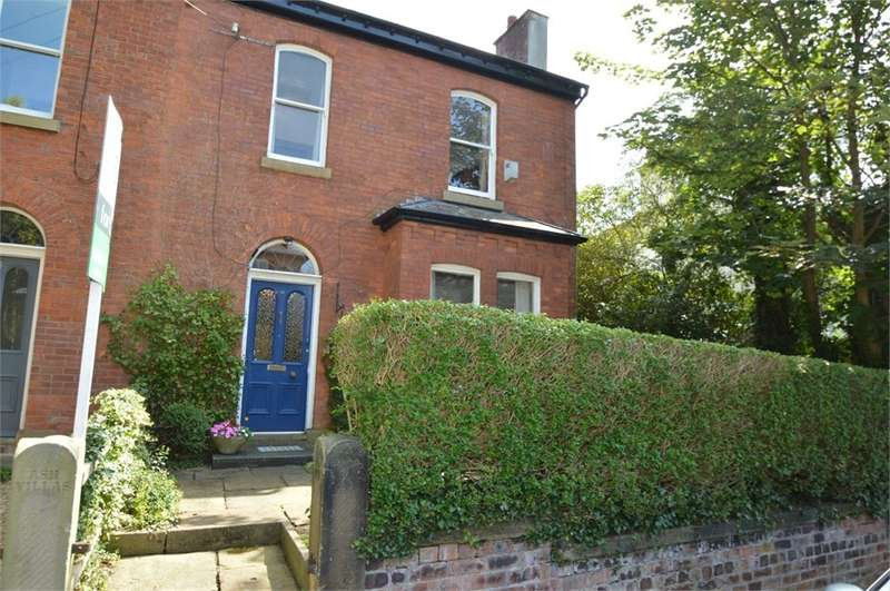 4 Bedrooms Semi Detached House for sale in Guest Road, Prestwich, Manchester, M25